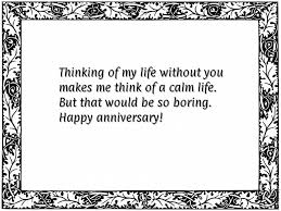 Funny Anniversary Quotes Enchanting Funny Anniversary Quotes For Boyfriend Happy 48 Year Anniversary