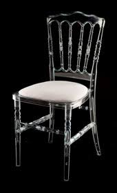 Image Iridescent Glass Bighospitality Furniture For Functions Launch Translucent Ice Chairs