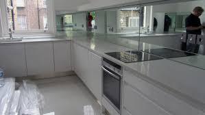 quartz kitchen worktopirror glass splashbacks fulham
