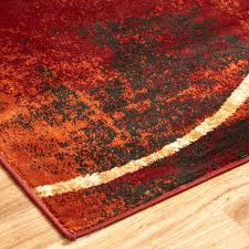 red and gold area rugs lovely oushak rug 8u0027 cortona indigo tapestry area rug ottoman style