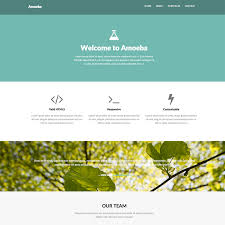 Website Template Free Magnificent Ceevee Free Responsive Website Template