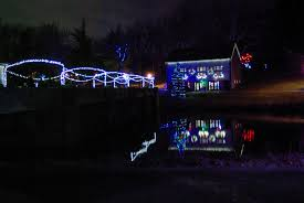 Grings Mill Christmas Lights Christmas At Grings Mill Photojournal Of Corker2