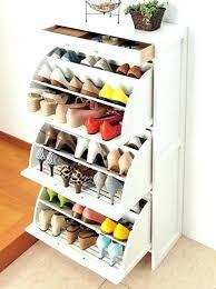 lazy susan shoe rack plans free storage image of stylish closet for
