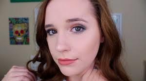 foundation routine for acne e skin loreal full face makeup tutorial lauren house nowchic com