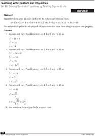 answers will vary possible answer a b 0 and c