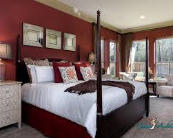 Bedroom Red Walls Design, Pictures, Remodel, Decor and Ideas - page 8