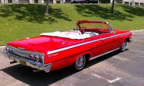 1962 Chevrolet Impala SS 409 Convertible. | Ole Cars & Trucks ...