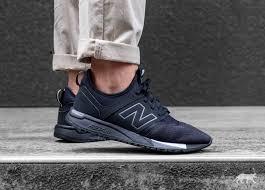 new balance black. new balance mrl247br (black) black h