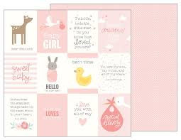Little Girl Quotes Magnificent Pebbles Lullaby Baby Girl Quotes Paper