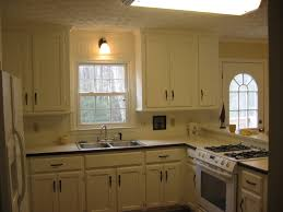 Image Of: Repaint Kitchen Cabinets Antique White