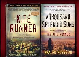 2 novels by khaled hosseini the kite runner a thousand splendid suns 9781594483851 ebay