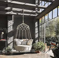outdoor hanging furniture. 10 Hanging Chairs You Ll Never Want To Get Out Outdoor Furniture