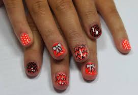 Fashionable Nail Art Ideas: Famous Gel Nails Art Designs