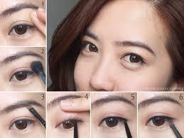 cheon song yi eye makeup tutorial kate eyeliners 4