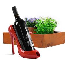Decorative Wine Bottle Holders High Heel Wine Bottle Holder Tabletop Wine Racks Decorative Wine 51