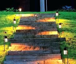 landscaping path lighting led modern low