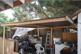 how to put a simple shed perfect patio roof cover for sheru bruno lazy co worker you