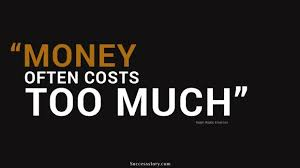 40 Best Money Quotes Inspirational Quotes SuccessStory Gorgeous Money Quotes