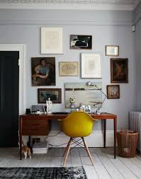 modern home office. midcentury modern home office ideas