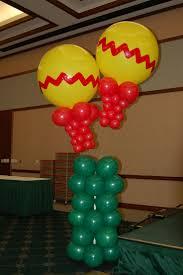 Sports Themed Balloon Decor 17 Best Images About Balloon Art On Pinterest Soccer Fiestas