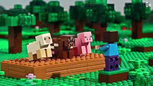 Анимации <b>LEGO Minecraft</b> 2019 - YouTube