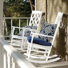 vinyl rocking chairs white outdoor porch rocking chairs with cushions pertaining to contemporary property white porch