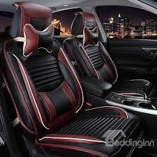 54 classic stylish business style with comfort sides design universal car seat covers