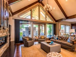 Decorating With Hats Apartments Cute Inspirations High Ceilings Living Room Ideas