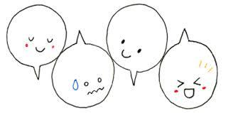 4 表情があれば何でもかわいい ボールペンで描くプチかわいい