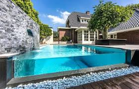 home elements and style medium size pool designs ideas above ground lap pools hot tub combo