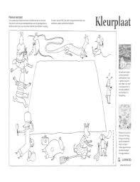 Fillable Online Lannoo Picknick Met Taart Kleurplaat Lannoobe Fax