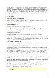 How To Write A Killer Resume 8 Cv Writing Techtrontechnologies Com
