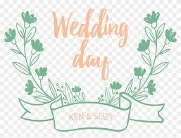 Wedding Title Wedding Scalable Vector Graphics Transparent Wedding Title