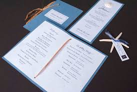 Wedding Program Designs 30 Wedding Program Design Ideas To Guide Your Party Guest Wedding