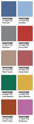 30 Color Palettes Inspired by the Pantone Spring 2017 Color Trends ...