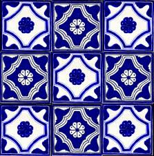 Colonial Patterns Mesmerizing Colonial 48 Traditional Mexican Tile Latin Accents
