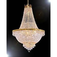 image chandelier lighting. french empire crystal chandelier lighting great for the dining room foyer living image amazoncom