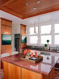 red granite countertops houzz red marble kitchen countertops
