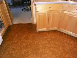 cork flooring in kitchen home decor