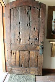 vintage garage doorsEuropean Wooden Front Doors Modern Entry Door Hardware Design