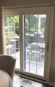 pella architect series patio door