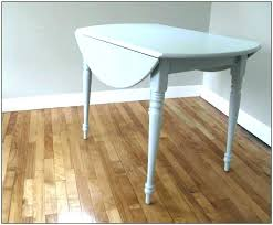 small round drop leaf table white round drop leaf table white drop leaf dining table and