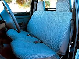 bench seat to bucket conversion custom truck interior in ford f150 replacement remodel 7