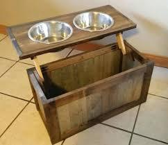 beautiful raised feeder for dogs raised dog feeder with storage elevated feeder dog feeder pet feed