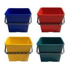 <b>Ведро Vileda</b> Professional 6 литров, цвета: синий, красный ...