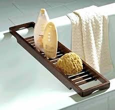 fashionable wooden bath caddy teak bathtub teak bathtub cool bathtub cads or marvelous bathtub tray design