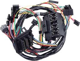 mopar parts electrical and wiring wiring and connectors 1969 barracuda under dash wire harness