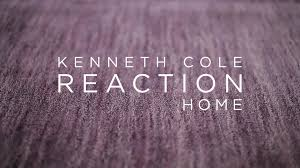watch the for kenneth cole reaction home area rug in grant berry