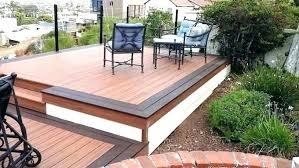 composite deck ideas. Contemporary Composite Composite Decking Ideas Deck Gray Throughout Composite Deck Ideas