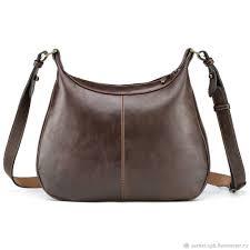 handbags handmade livemaster handmade women s leather bag dakota brown